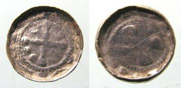 8301. ПОЛЬША, КРЕСТ ДЕНАР 0., 94г. , 13,6 мм