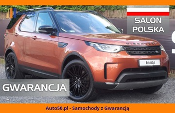 Land Rover Discovery V Terenowy 3.0 TD6 258KM 2017