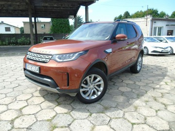 Land Rover Discovery V Terenowy 2.0 SD4 240KM 2018