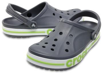 Sportowe Klapki Chodaki Męskie Crocs Bayband 42,5