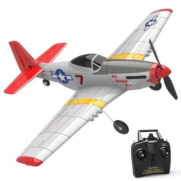 VolantexRC Mini Mustang P-51D 761-5 RTF гироскоп