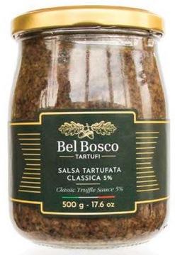 Трюфельная паста Сальса Тартуфата 5% 500г. Bel Bosco