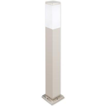 Садовый светильник 65см на открытом воздухе E27