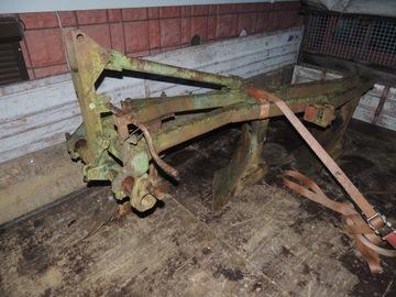 Плуг 3-х корпусный Unia Grudziądz Polish Simple frame