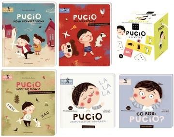 6x PUCIO - Весело жестами и звуком + Что делает