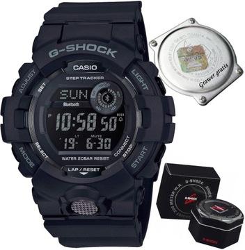 Casio G-SHOCK zegarek bluetooth G-SQUAD krokomierz