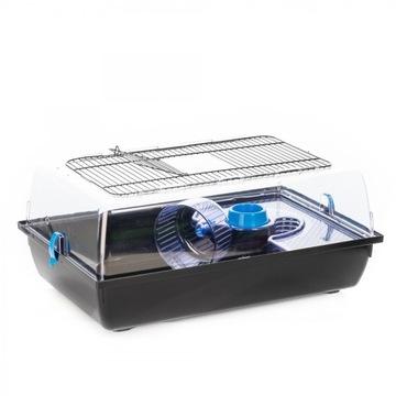 INTER-ZOO Клетка для хомяков ALEX 58x38x25cm HIT!