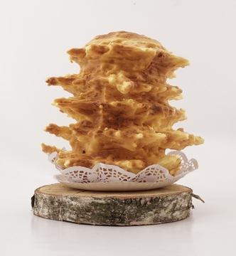 Традиционный сладкий свадебный стол Podlaski sękacz 1 кг