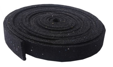 Проставки резиновый ремень для балок 5mb 40mmx8mm