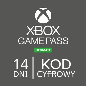 Xbox Live Gold 14 dni + Game Pass 14 dni XBOX ONE