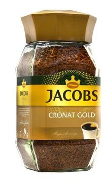 Кофе растворимый Jacobs Cronat Gold 200гр