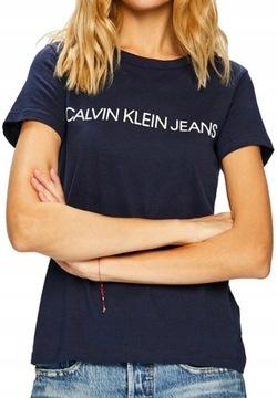 T Shirt Calvin Klein Damska Niska Cena Na Allegro Pl