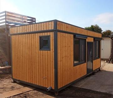 дачный домик, социальный и офисный контейнер