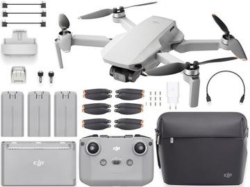 Комбинированный дрон DJI Mini 2 Fly More (Mavic Mini 2 FMC)