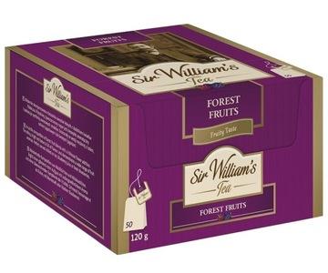 Чай Sir William's Forest Fruit 50x2,4 г
