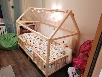 Детская кроватка скандинавский дом дом 160x80 СПЕЦИАЛЬНОЕ ПРЕДЛОЖЕНИЕ