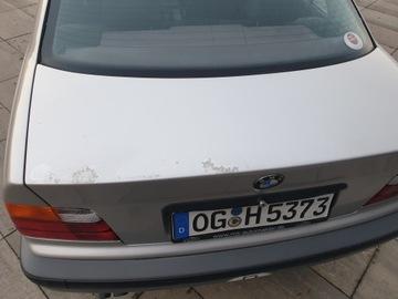 BMW Seria 3 E36 1991 BMW 3 (E36) 325 i 192 KM 2 wł skóra automat, zdjęcie 12