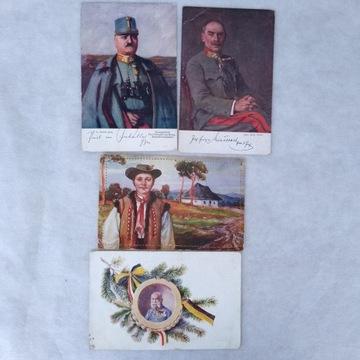 ОТКРЫТКИ 1910-30 - 4 ЧАСТИ -CESSOR FRANCIS + ..