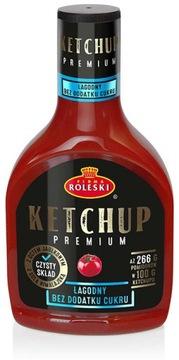 Нежный кетчуп Roleski Premium без сахара 425г FIT