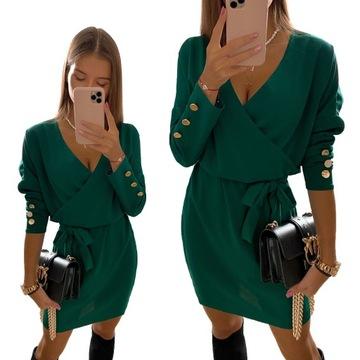 Mini W Sukienki Moda Damska Na Allegro Pl