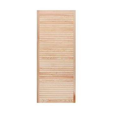 Двери Ажурные фасады сосна 140,6x59,4x2см