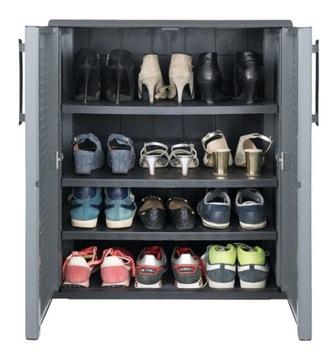 Хозяйственный гаражный шкаф для обуви