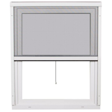 Рулонная москитная сетка для мансардного окна - 100x140 см