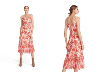 Długa sukienka, RESERVED, WZ875 MLC   Długa sukienka