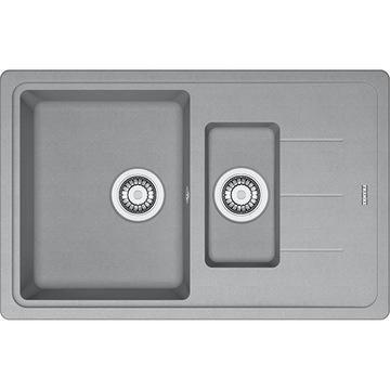 Мойка Franke BFG 651-78 серый камень дисплей