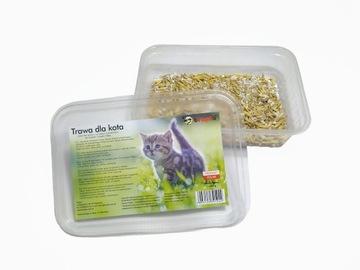 Трава для кошек - Seeds 100g