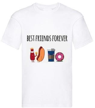Koszulki Best Friends Forever Niska Cena Na Allegro Pl