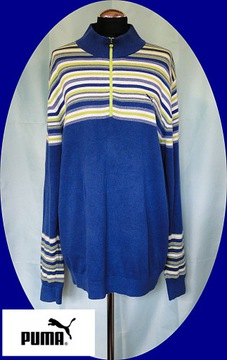 PUMA - męski sweter