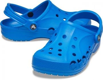 Lekkie Klapki Crocs Baya 10126 Niebieski Męskie 44