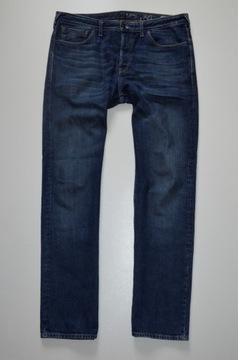 515 Jack Wills spodnie jeansowe jeansy 34/34