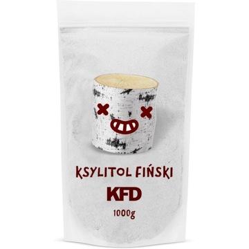 KFD PREMIUM FINNISH XYLITOL - БЕРЕЗОВЫЙ САХАР