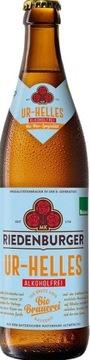 БИО безалкогольное пшеничное пиво 500 мл