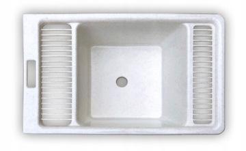 Чаша для ванны LIP - Мрамор
