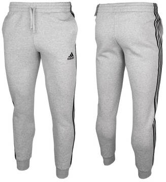 Adidas spodnie dresowe męskie 3-Stripes roz.L