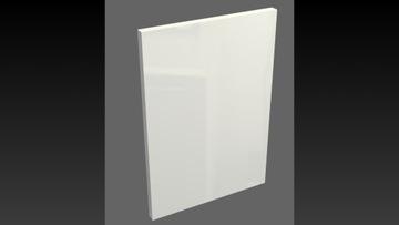 Акриловые фасады Akryl-24 WHITE GLOSS 110x596