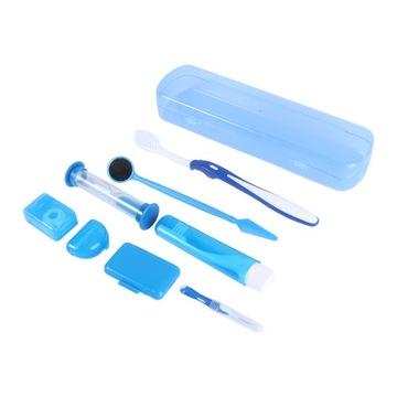 1 комплект ортодонтических инструментов зубная щетка d