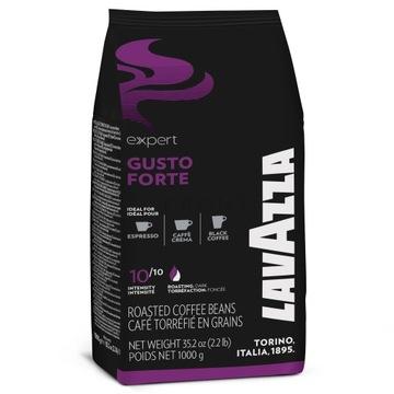 Кофе в зернах Lavazza Expert Gusto Forte 1кг