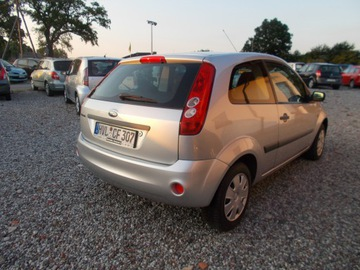Ford Fiesta VI 2007 FORD FIESTA TYLKO 140 TYS.KM !!!, zdjęcie 5