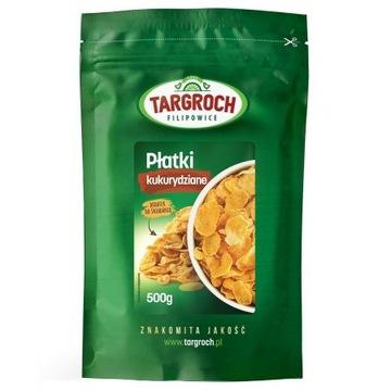 Кукурузные хлопья Targroch 500 г