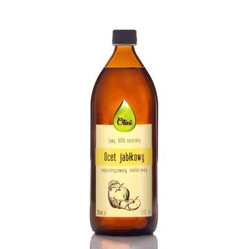 Яблочный уксус Олини - 1 литр