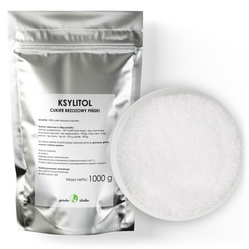 КСИЛИТОЛ натуральный финский березовый сахар 1 кг