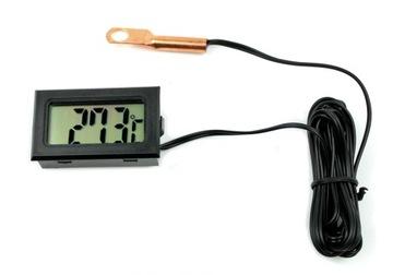 Электронный индикатор температуры двигателя 2t 4t, фото 1