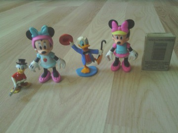 TIGER CABINET DONALD DUCK MICKEY DISNEY MOUSE