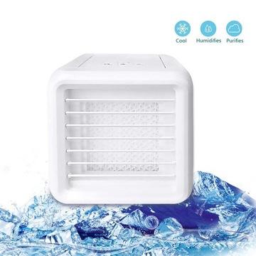 Вентилятор очистки воздуха три в одном