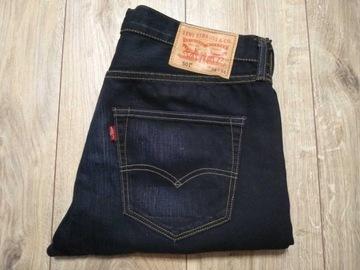Levi's 501 W34L34 spodnie Levis jak nowe