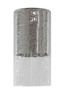 Серебряный абажур для ламп LIBANO 71-56443 Candellux